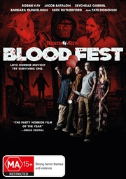 Blood Fest | DVD