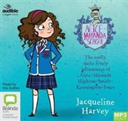 Alice-Miranda At School | Audio Book