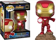 Avengers 3: Infinity War - Iron Man Light Up US Exclusive Pop! Vinyl [RS]