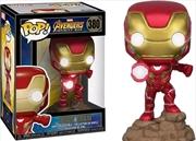 Avengers 3: Infinity War - Iron Man Light Up US Exclusive Pop! Vinyl [RS] | Pop Vinyl