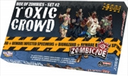 Zombicide: Toxic Crowd - Box of Zombies set 2 | Merchandise