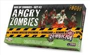 Angry Zombies Box Set 3 | Merchandise
