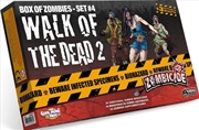 Zombicide: Walk of the Dead 2 - Box of Zombies set 4 | Merchandise