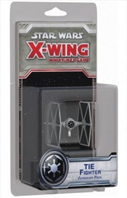 Star Wars X-Wing Miniatures Game: TIE Fighter Expansion Pack | Merchandise