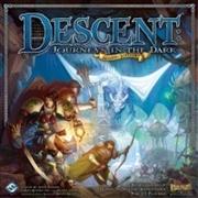 Descent Journeys in the Dark 2nd Edition | Merchandise