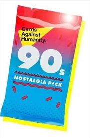 Cards Against Humanity 90s Nostalgia Pack | Merchandise