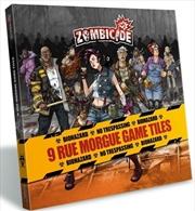 Zombicide: Rue Morgue Tile Pack
