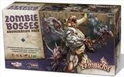 Zombicide Black Plague Zombie Bosses - Abomination Pack