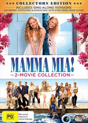 Mamma Mia! / Mamma Mia - Here We Go Again! - Limited Edition | Special Packaging