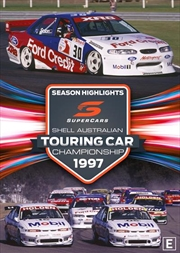 Touring Car Championship Highlights 1997 | DVD