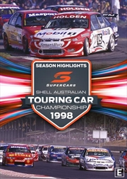 Touring Car Championship Highlights 1998 | DVD