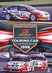 Touring Car Championship Highlights 1999 | DVD