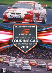 Touring Car Championship Highlights 2001 | DVD