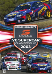 Touring Car Championship Highlights 2003 | DVD