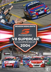 Touring Car Championship Highlights 2004 | DVD