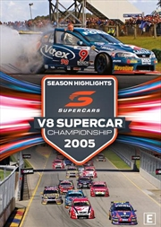 Touring Car Championship Highlights 2005 | DVD