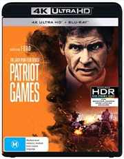 Patriot Games | UHD