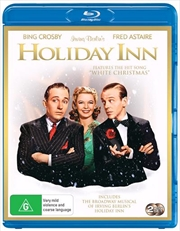 Holiday Inn / Holiday Inn - Stage Play B/W + Colour Versions | Blu-ray