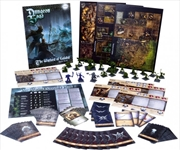 Dungeon Saga the Warlord of Galahir