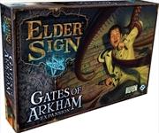 Elder Sign Gates of Arkham Expansion | Merchandise