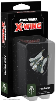 Star Wars X-Wing Fang Fighter Expansion Pack 2nd Edition | Merchandise