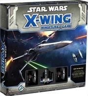Star Wars X-Wing Force Awakens Starter Set | Merchandise