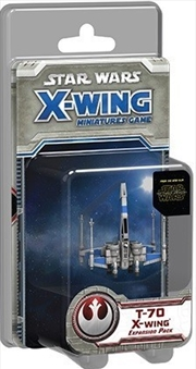 Star Wars X-Wing Force Awakens T-70 Expansion | Merchandise