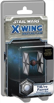 Star Wars X-Wing Force Awakens Tie/fo Fighter Expansion | Merchandise