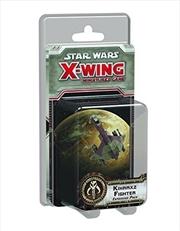 Star Wars X-Wing Kihraxz Fighter | Merchandise
