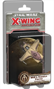 Star Wars X-Wing M12-L Kimogila Fighter Expansion Pack | Merchandise