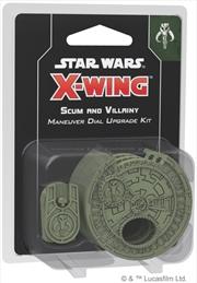 Scum/Villainy Maneuver 2nd Ed | Merchandise