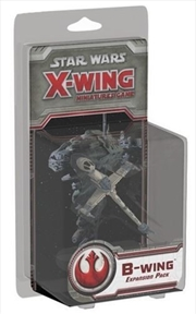 Star Wars X-Wing Miniatures Game: B-Wing Expansion Pack | Merchandise