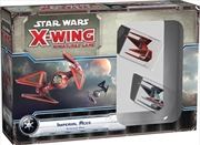 Star Wars X-Wing Miniatures Game: Imperial Aces Expansion Pack | Merchandise