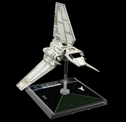 Star Wars X-Wing Miniatures Game: Lambda-class Shuttle Expansion Pack | Merchandise