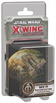 Star Wars X-Wing Miniatures Game: M3-A Expansion Pack | Merchandise