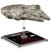 Star Wars X-Wing Miniatures Game: Millennium Falcon Expansion Pack | Merchandise