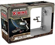 Star Wars X-Wing Miniatures Game: Most Wanted Expansion Pack | Merchandise