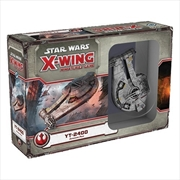 Star Wars X-Wing Miniatures Game: YT-2400 Freighter | Merchandise