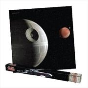 Star Wars X-Wing Miniatures Playmat Death Star