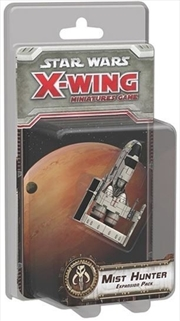 Star Wars X-Wing Mist Hunter | Merchandise
