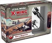 Star Wars X-Wing Saws Renegades | Merchandise