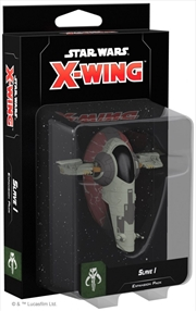 Star Wars X-Wing Slave 1 Expansion Pack 2nd Edition | Merchandise