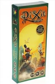 Dixit Origins Expansion | Merchandise