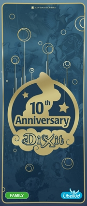 Dixit Shadow 10th Anniversary Expansion