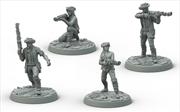 Fallout Wasteland Warfare Survivors Minutemen Posse | Merchandise