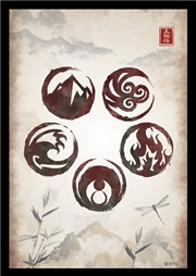 Legend of the Five Rings LCG - Dynasty Unlimited Art Sleeves (Pack of 50)