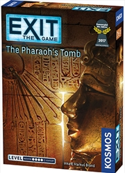 Exit the Game the Pharaoh's Tomb | Merchandise