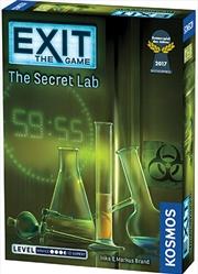 Exit the Game the Secret Lab | Merchandise