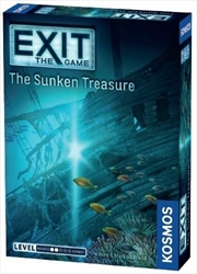 Exit the Game the Sunken Treasure | Merchandise