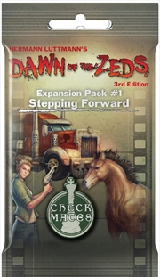 Dawn of the Zeds (3rd Edition) - Stepping Forward Expansion